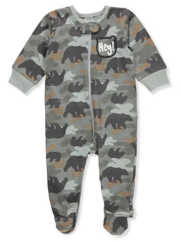 Onesies Baby Boys' Footed Coverall - CookiesKids.com