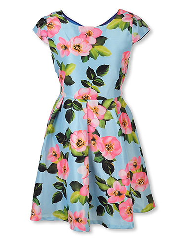 e9ee795fdf8 Bonnie Jean Big Girls  Plus Size Dress - CookiesKids.com
