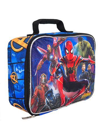 Avengers Insulated Lunchbox - CookiesKids.com