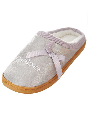 Bebe Girls' Slippers (Sizes 11 – 5) - CookiesKids.com