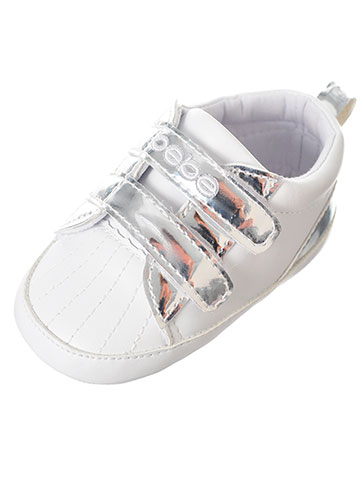 Bebe Baby Girls' Sneaker Booties - CookiesKids.com