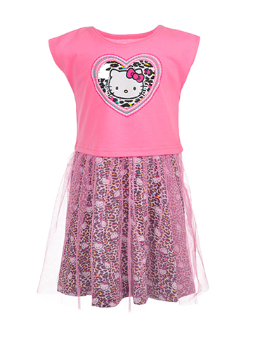 Hello Kitty Girls' Dress - CookiesKids.com