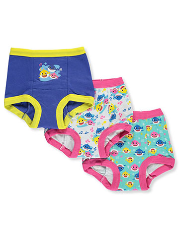Marcie /& Grace Girls Multi 5 Pack Briefs Knickers Pants with Bow 100/% Cotton Age 10-12 Years