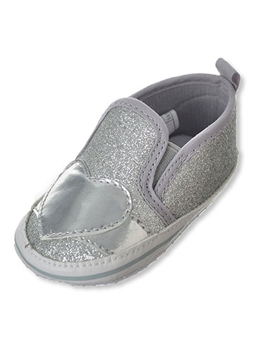 Sneakz Baby Girls' Slip-On Booties - CookiesKids.com