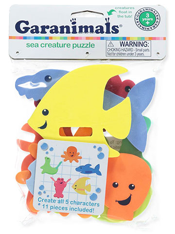 Garanimals 11-Piece Bath Toy Set - CookiesKids.com