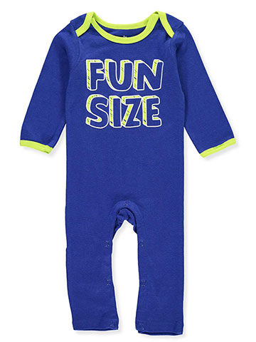 Mini B. Baby Boys' Coverall - CookiesKids.com
