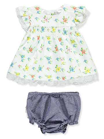 Baby Starters Baby Girls' Dress with Diaper Cover - CookiesKids.com