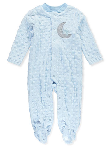 Baby Starters Baby Boys' Footed Coverall - CookiesKids.com