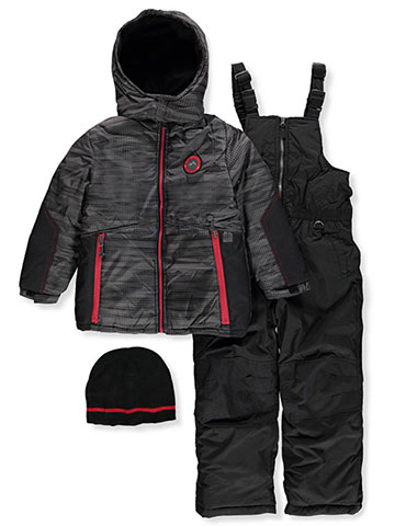 iXtreme Boys' 2-Piece Snowsuit with Beanie - CookiesKids.com