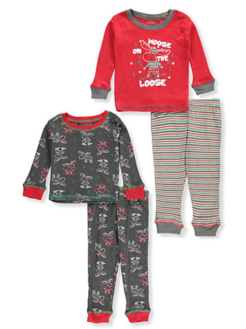 Boys Only Baby Boys' 4-Piece Mix-And-Match Sleep Set - CookiesKids.com