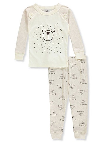 Just Born Baby Boys' 2-Piece Pajamas - CookiesKids.com