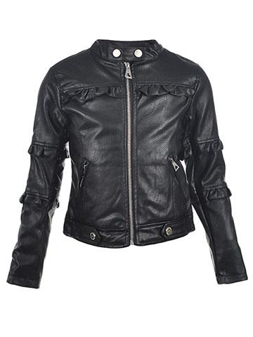 Urban Republic Girls' Moto Jacket - CookiesKids.com