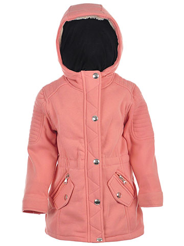Urban Republic Girls' Hooded Jacket - CookiesKids.com
