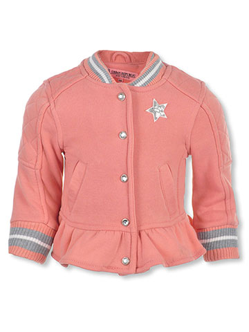 Urban Republic Baby Girls' Flight Jacket - CookiesKids.com