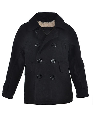Urban Republic Boys' Wool Peacoat - CookiesKids.com