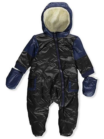 d0a92ca9b Urban Republic Baby Boys' 1-Piece Snowsuit with Mittens