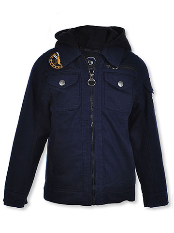 Urban Republic Boys' Hooded Jacket - CookiesKids.com