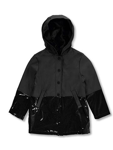Urban Republic Girls' Rain Jacket - CookiesKids.com