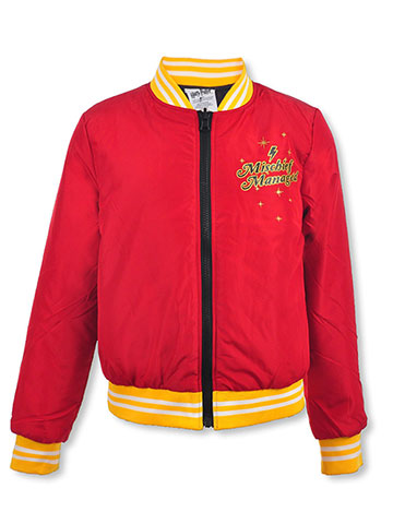 Harry Potter Girls' Reversible Flight Jacket - CookiesKids.com