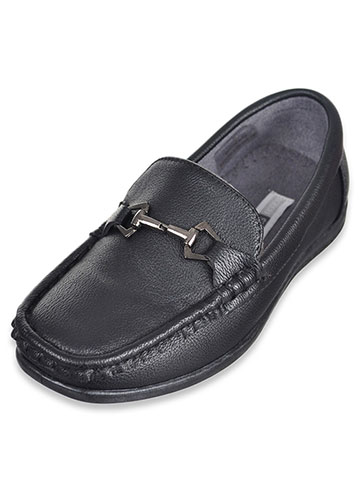 Robert Stonewood Boys' Slip-On Loafers (Sizes 12 – 5) - CookiesKids.com
