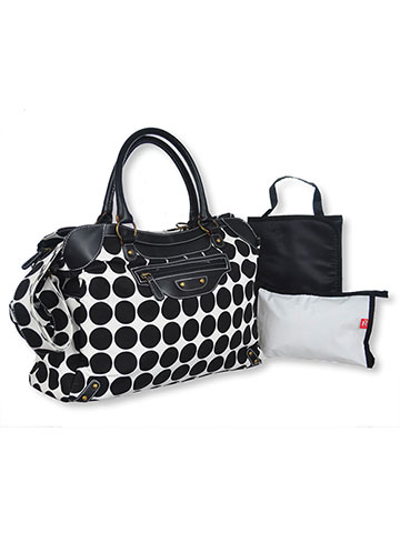 JL Childress Sienna Diaper Bag with Changing Pad - CookiesKids.com