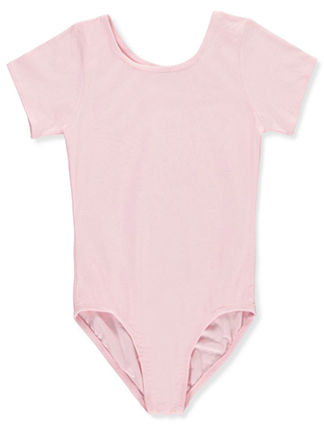 Marilyn Taylor Girls' S/S Dancewear Leotard - CookiesKids.com