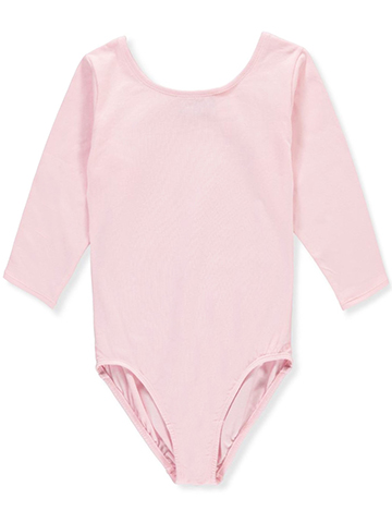 Marilyn Taylor Girls' 3/4 Sleeve Dance Leotard - CookiesKids.com