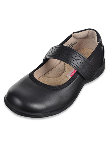Laura Ashley Girls' Mary Jane Shoes (Sizes 6 – 10) - CookiesKids.com