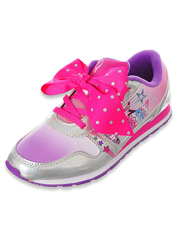 Jojo Siwa Girls' Sneakers (Sizes 13 – 4) - CookiesKids.com