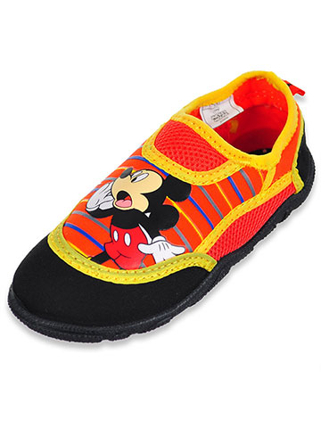Disney Cars Boys' Water Shoes (Sizes 5 – 12) - CookiesKids.com