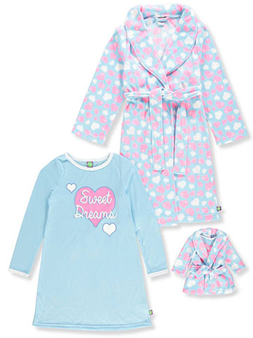 Dollie & Me Girls' 2-Piece Pajama Set with Doll Outfit - CookiesKids.com