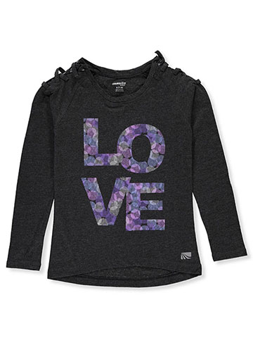 Marika Girls' L/S Top - CookiesKids.com
