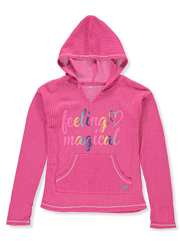 Marika Girls' L/S Hooded Top - CookiesKids.com