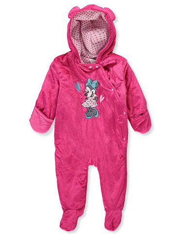 Disney Minnie Mouse Baby Girls' Pram Suit - CookiesKids.com