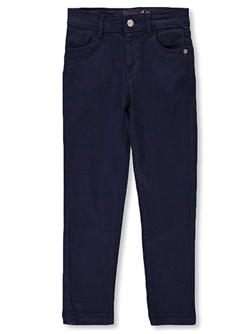 Dream Star Girls' Stretch Twill Jeans - CookiesKids.com