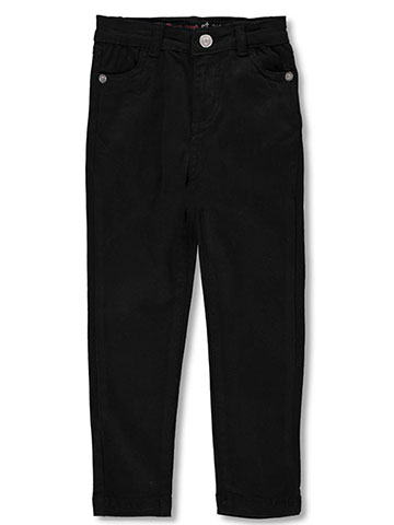 Dream Star Baby Girls' Stretch Twill Jeans - CookiesKids.com