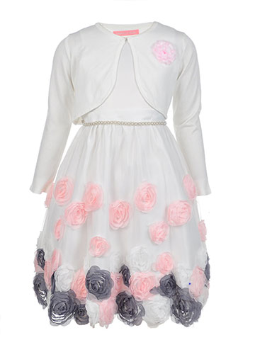 Princess Island Girls' 2-Piece Dress Set - CookiesKids.com