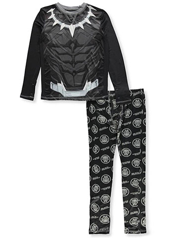 Avengers Boys' 2-Piece Long Underwear Set - CookiesKids.com