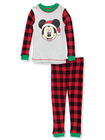 Disney Boys' Mickey Mouse 2-Piece Pajamas - CookiesKids.com