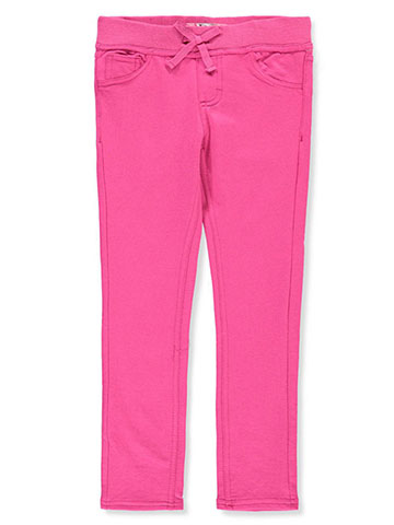 Lee Girls' Stretch Knit Skinny Pants - CookiesKids.com