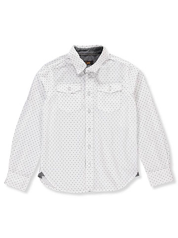 Lee Boys' L/S Button-Down Shirt - CookiesKids.com