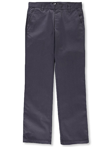 Lee Uniforms Men's Classic Fit Twill Pants - CookiesKids.com
