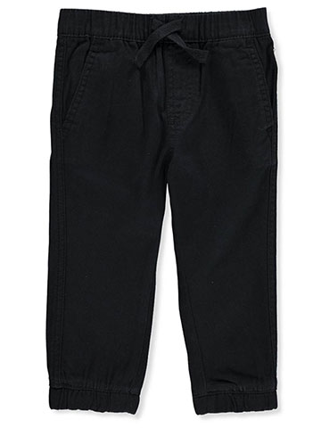 Lee Baby Boys' Twill Joggers - CookiesKids.com