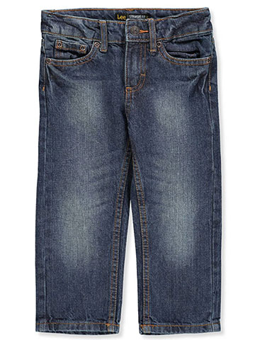 Lee Baby Boys' Straight Fit Jeans - CookiesKids.com