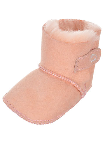 Lam Baby Girls' Booties - CookiesKids.com