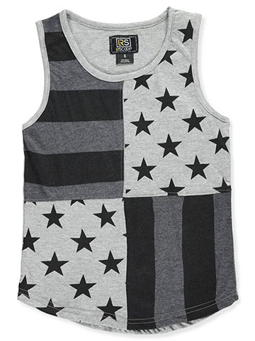LR Scoop Boys' Tank Top - CookiesKids.com