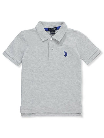 U.S. Polo Assn. Boys' Pique Polo - CookiesKids.com