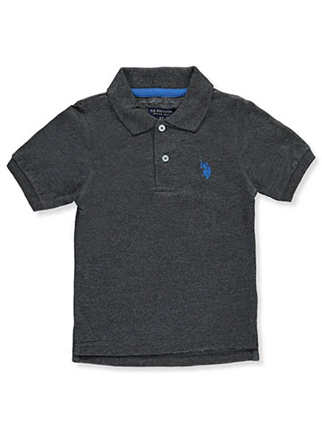 U.S. Polo Assn. Boys' Knit Polo - CookiesKids.com