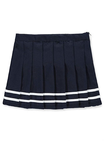 U.S. Polo Assn. Girls' Pleated Skirt - CookiesKids.com