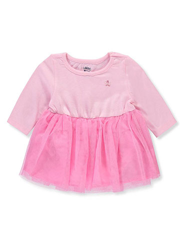 Limited Too Baby Girls' L/S Dress/Bodysuit Combo - CookiesKids.com